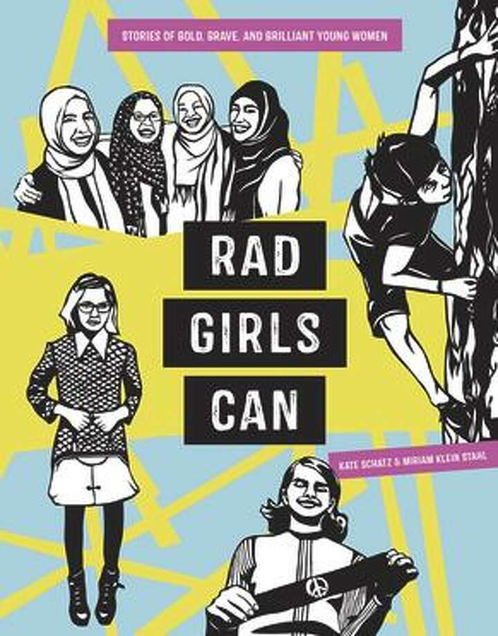 """Rad Girls Can"" Photo: Ten Speed Press"