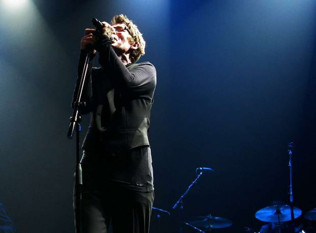 Richard Butler of the Psychedelic Furs.