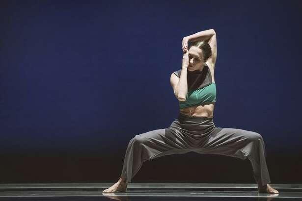 "Tegan Schwab in Kate Weare's ""Giant,"" part of ODC/Dance's Summer Sampler program."