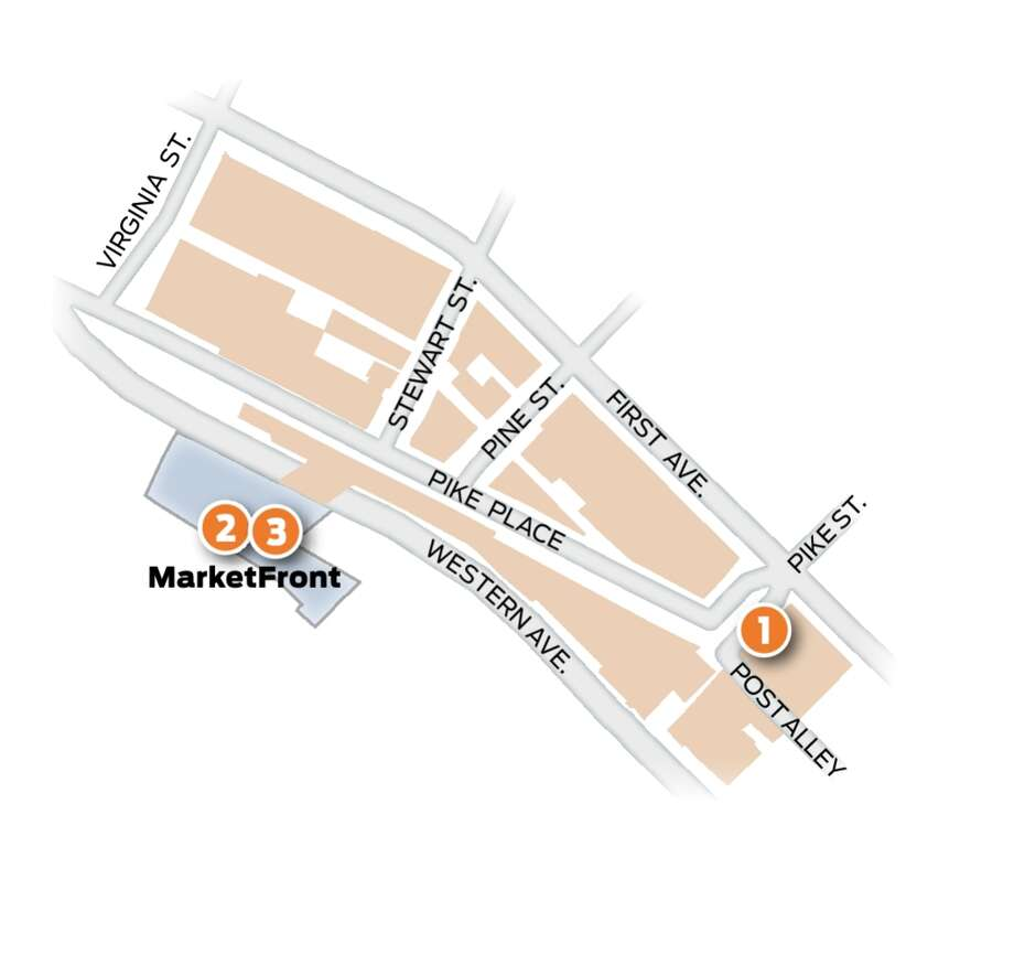 Pike Place expansion elevates Seattle district beyond touristy ...