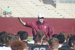 Dave Campbell's Texas Football Magazine foresees first-year Deer Park head coach Austin Flynn guiding Deer Park to the state playoffs, but behind North Shore and West Brook, two teams in the magazine's Top-40 preseason rankings.