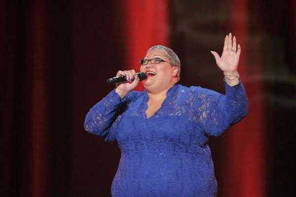 Christina Wells survived Judge's Cuts on 'America's Got Talent' and made it to the live shows.