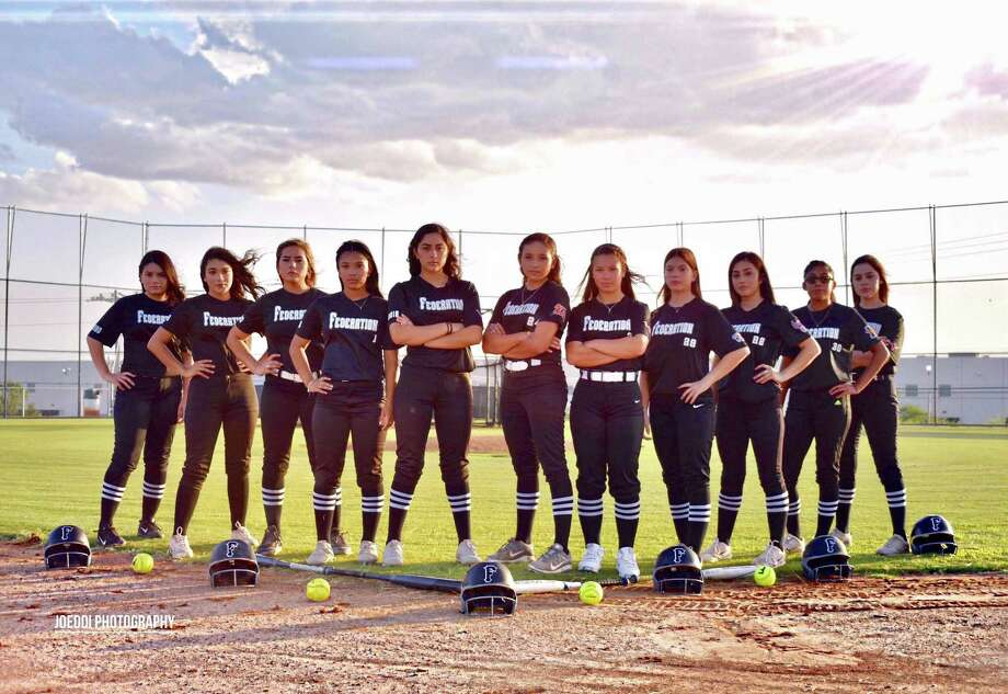 The 18U Federation are one of 22 local teams competing this week at the 2018 PONY League South Zone Softball World Series in Laredo. Photo: Courtesy Photo