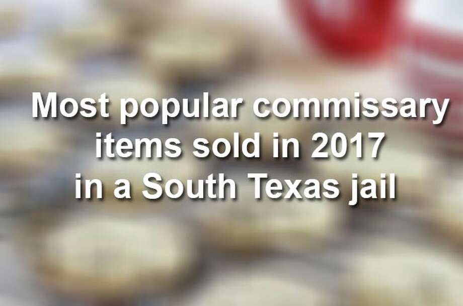 Keep scrolling to see the 20 most popular commissary items sold in the Bexar County Jail last year. Photo: LeeAnn White, Contributor / Culinary Institute Of America
