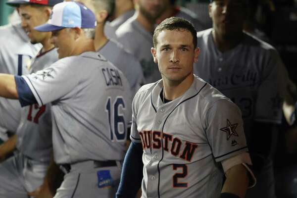 Astros Alex Bregman Obsessed In Pursuit Of Baseball