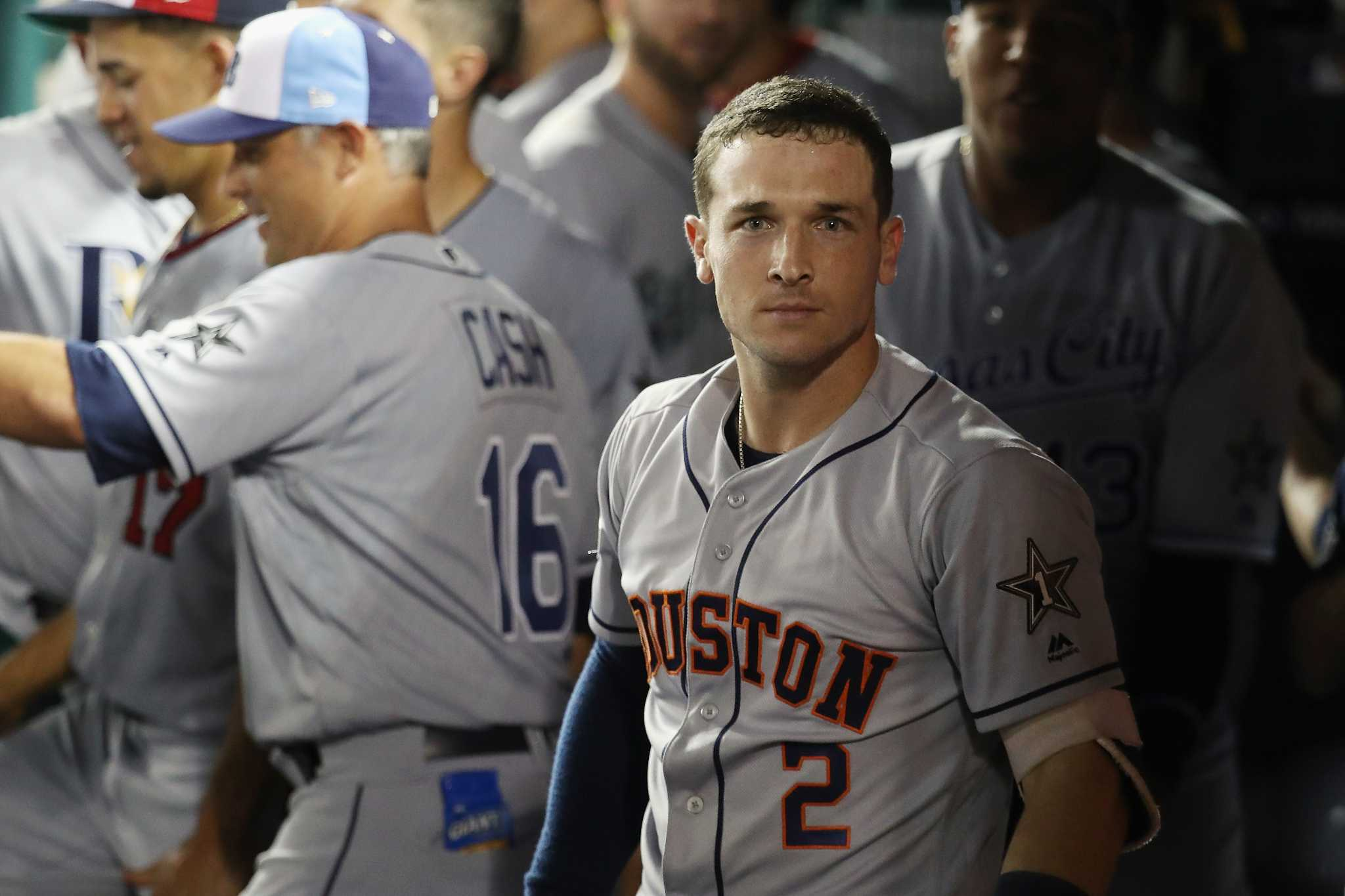 Astros Alex Bregman Obsessed In Pursuit Of Baseball Perfection Houstonchronicle Com