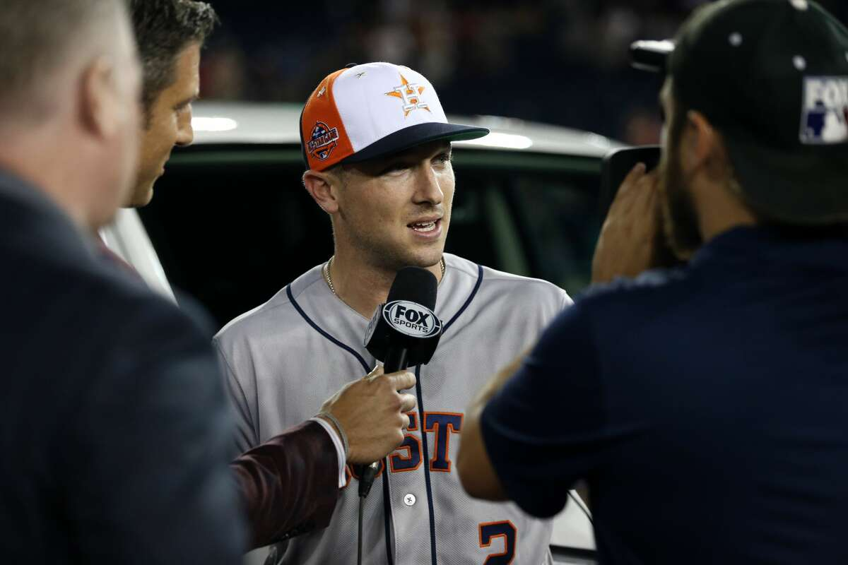 2018 MLB All-Star Game MVP Alex Bregman, Astros Bregman entered the game as a reserve at third base and hit the go-ahead home run in the 10th inning to propel the American League to an 8-6 win.