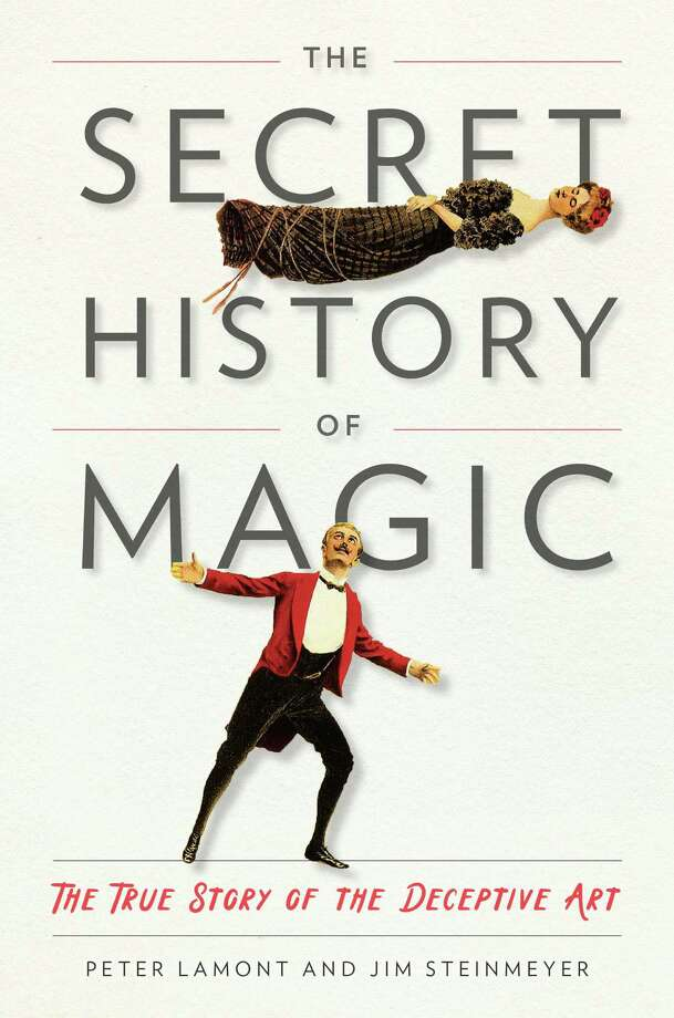 Book World: How do they do that? 'The Secret History of