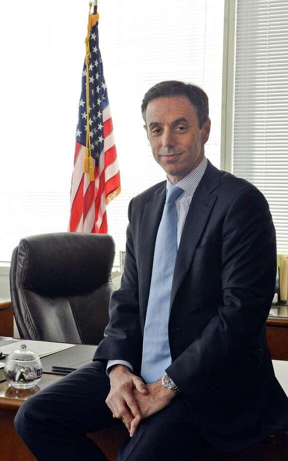 Michael Handler Photo: Matthew Brown / Hearst Connecticut Media / Stamford Advocate