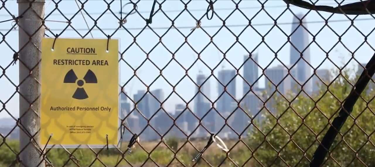 Dangerous Ground: Investigating the clean up of toxic former