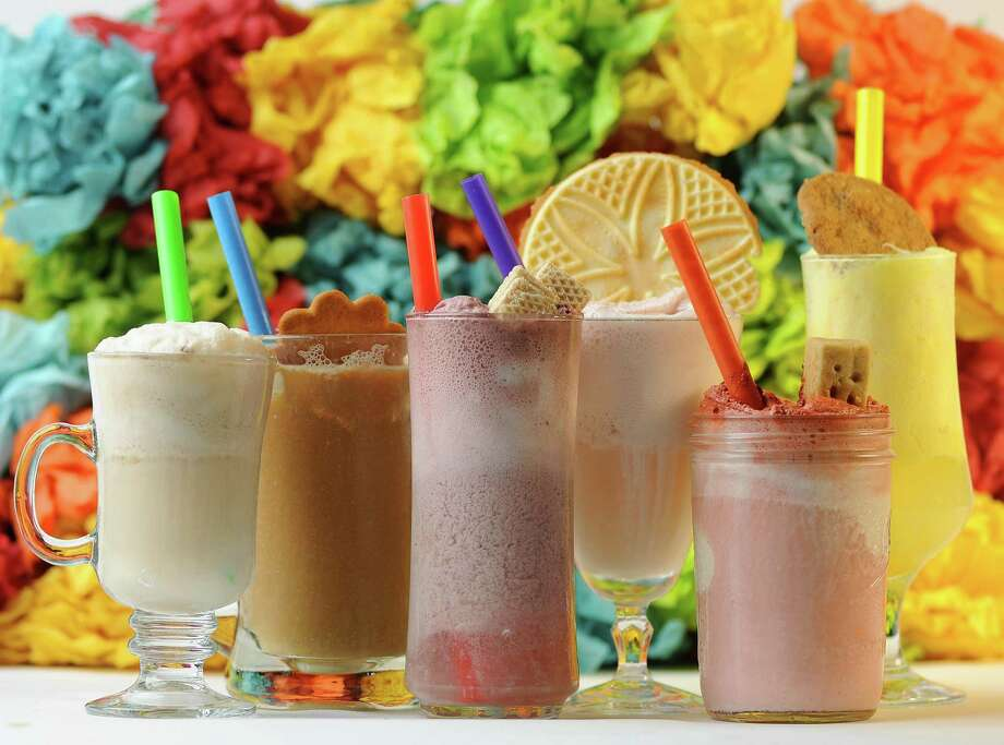 A boom in craft sodas and exotic ice cream flavors means it's time to rethink the ice cream float. Photo: Paul Stephen /Staff Photographer