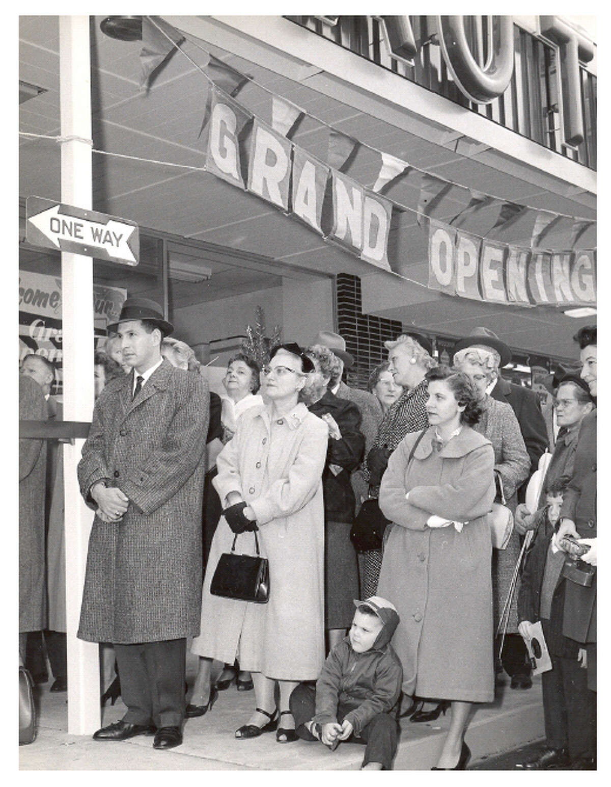 Click through the slideshow for photos of Stuyvesant Plaza through the years. Stuyvesant Plaza Grand Opening, 1959.