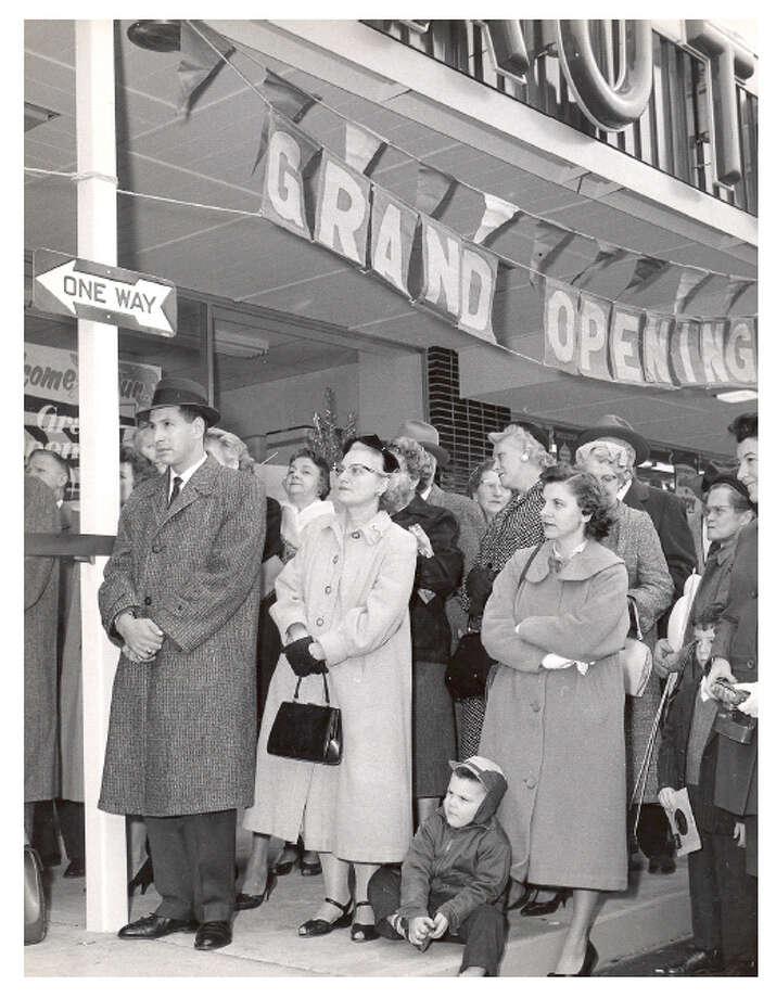 Click through the slideshow for photos of Stuyvesant Plaza through the years. Stuyvesant Plaza Grand Opening, 1959. Photo: Courtesy Of Stuyvesant Plaza
