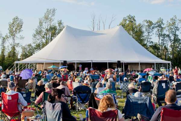 The Litchfield Jazz Fest will be held July 28-29 at the Goshen Fairgrounds. Artist Yoko Miwa opens the festival on July 28.