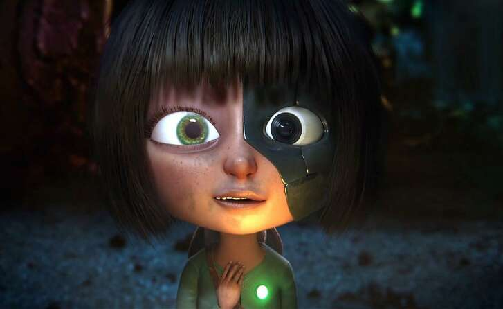 """A scene from the short film """"Voyager,"""" which will be screned at the JULYDOSCOPE festival Saturday at Discovery Green."""