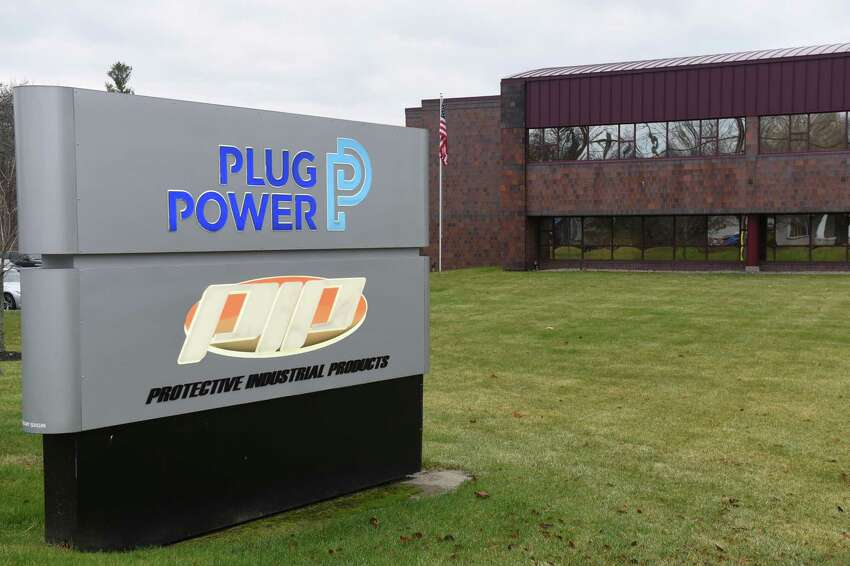 Plug Power in Colonie announced Tuesday that it has acquired has acquired EnergyOr, a Montreal company that makes lightweight fuel cell systems for robots and unmanned aeriel vehicles. (Michael P. Farrell/Times Union)
