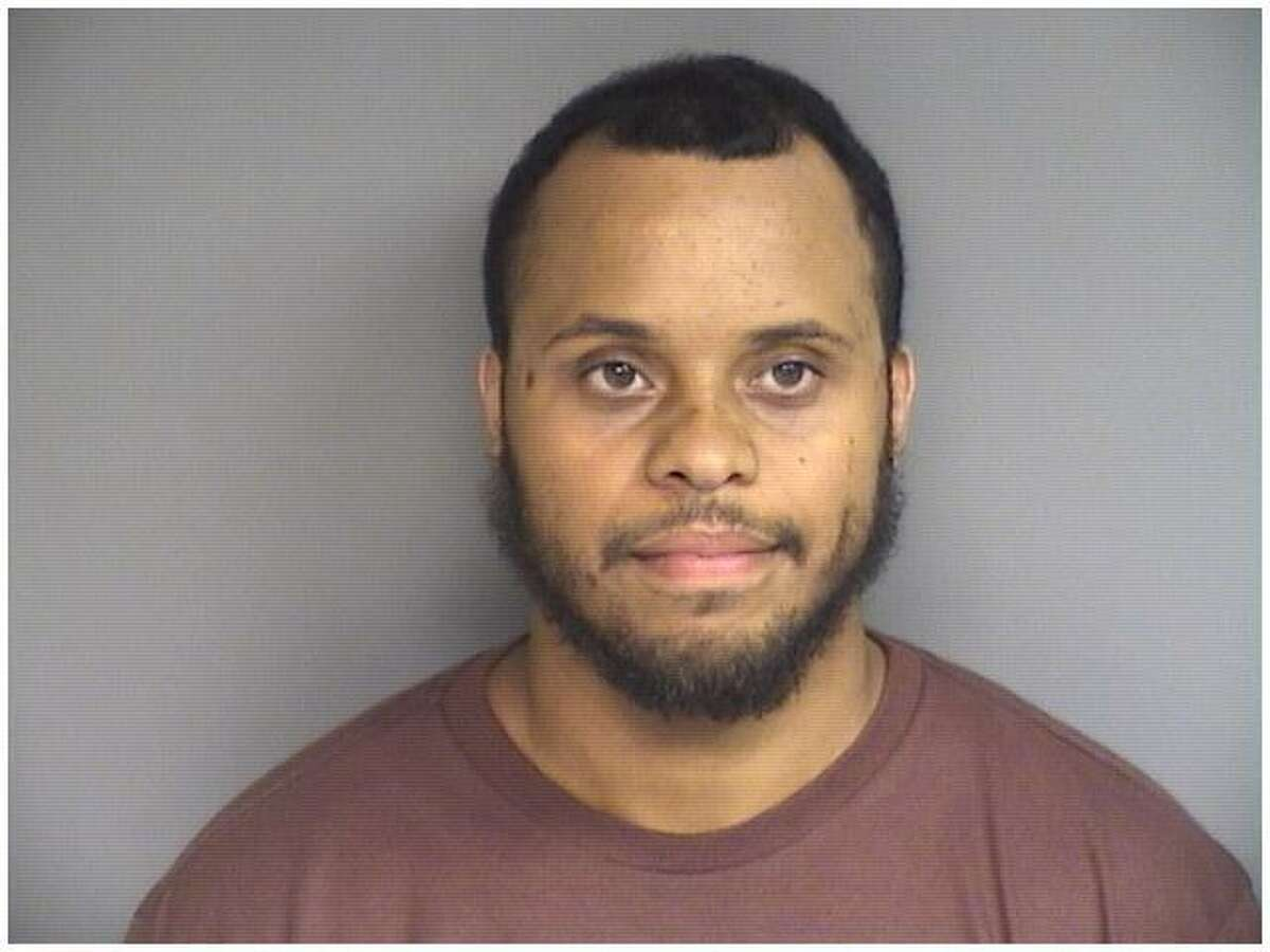 Pablo Valenzuela, 27, of Pennsylvania, was extradited to Stamford and charged with using a gun to rob Stamford's Goodwill thrift store of $13,000 in Sept. 2012.