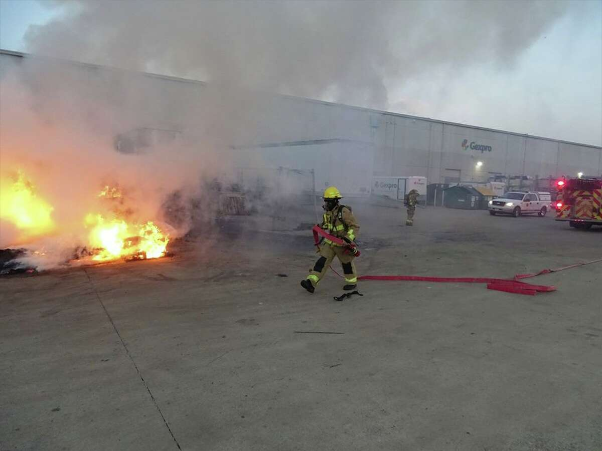 The Austin Fire Department was called to a tortilla chip factory last week after several cases of chips spontaneously combusted.