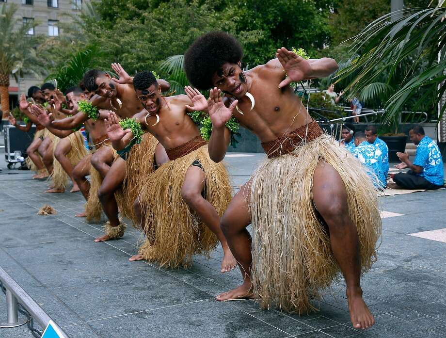 Fiji fever takes over San Francisco in time for rugby tournament