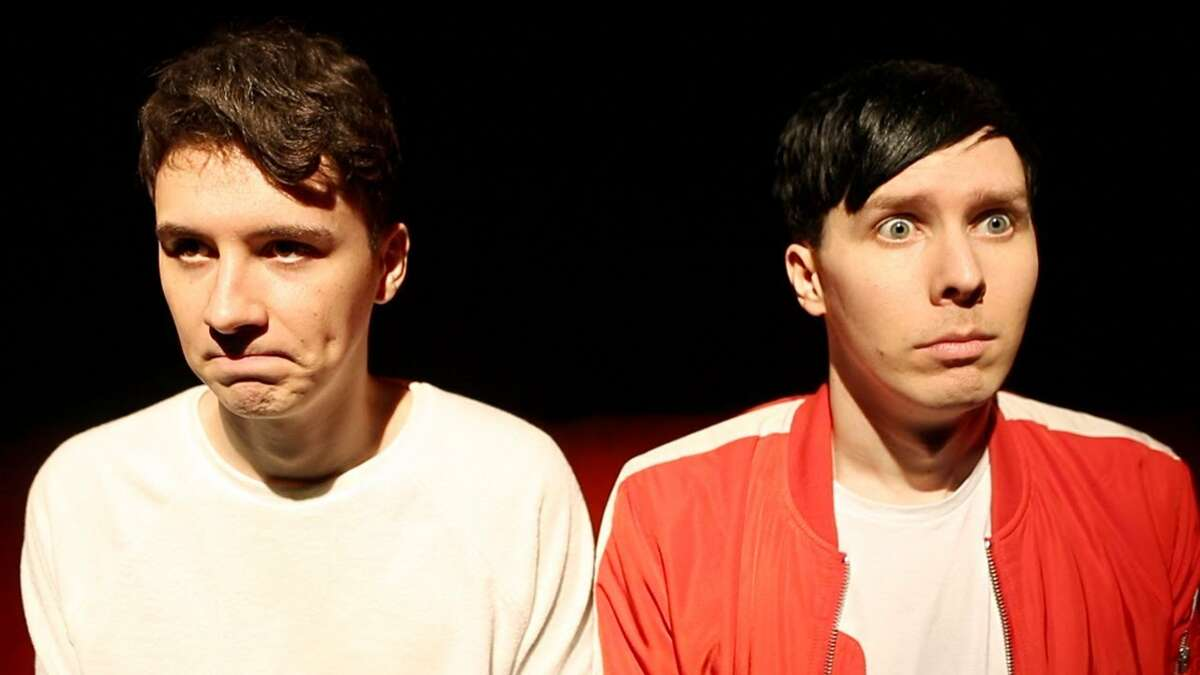 Youtube stars Dan and Phil bring their new live show