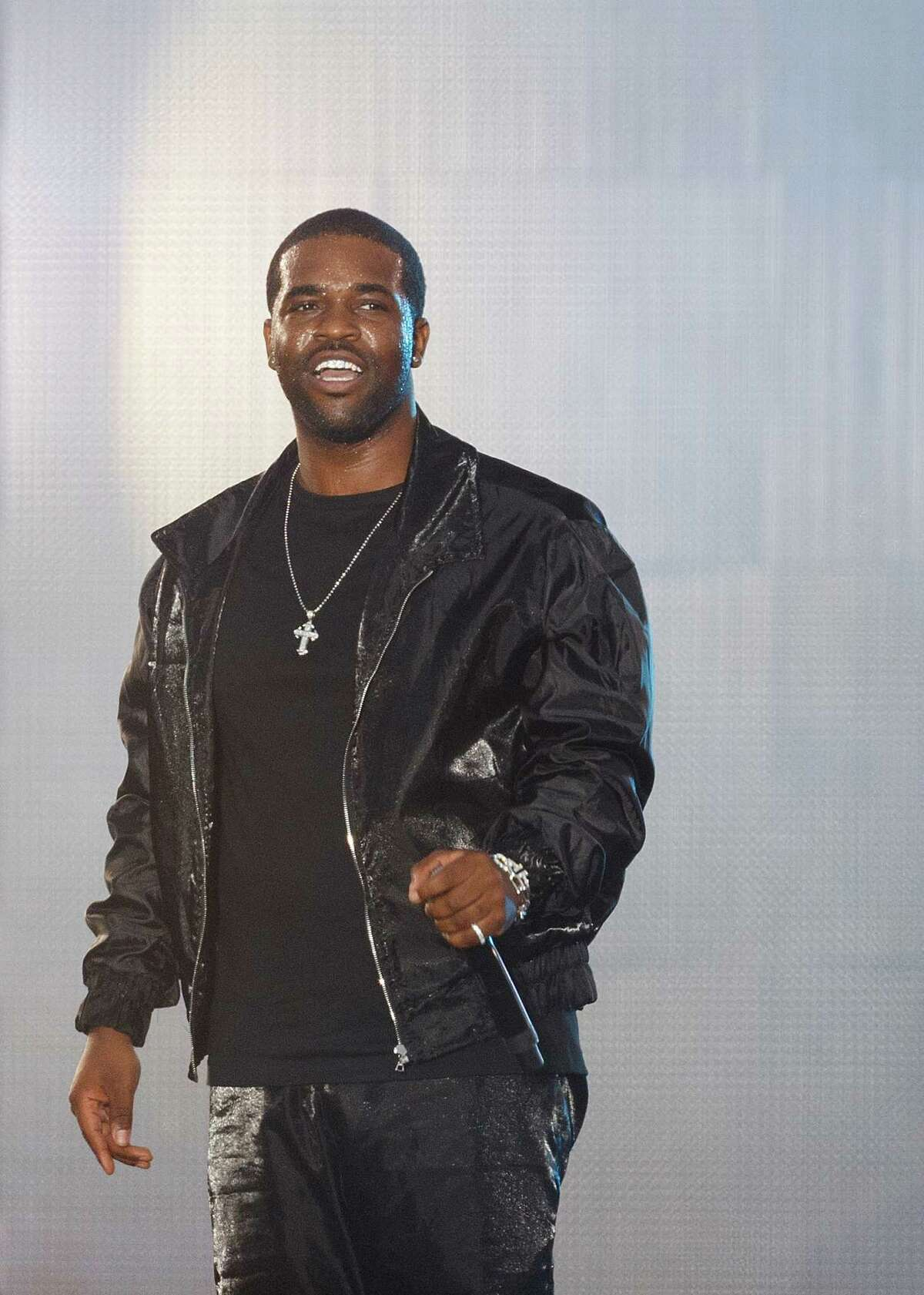 SURREY, BC - JULY 06: Rapper A$AP Ferg performs on stage during Day 1 of FVDED In The Park at Holland Park on July 6, 2018 in Surrey, Canada. (Photo by Andrew Chin/Getty Images)