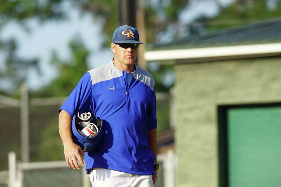 Former assistant J.J. Peirce has taken over as the head baseball coach at Oak Ridge High School following the retirement of Mike Pirtle. Photo: Photo By Ted Bell