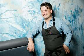 Chef Rodney Wages at Avery on Friday, July 13, 2018, in San Francisco, Calif. Avery is located at 1552 Fillmore St.