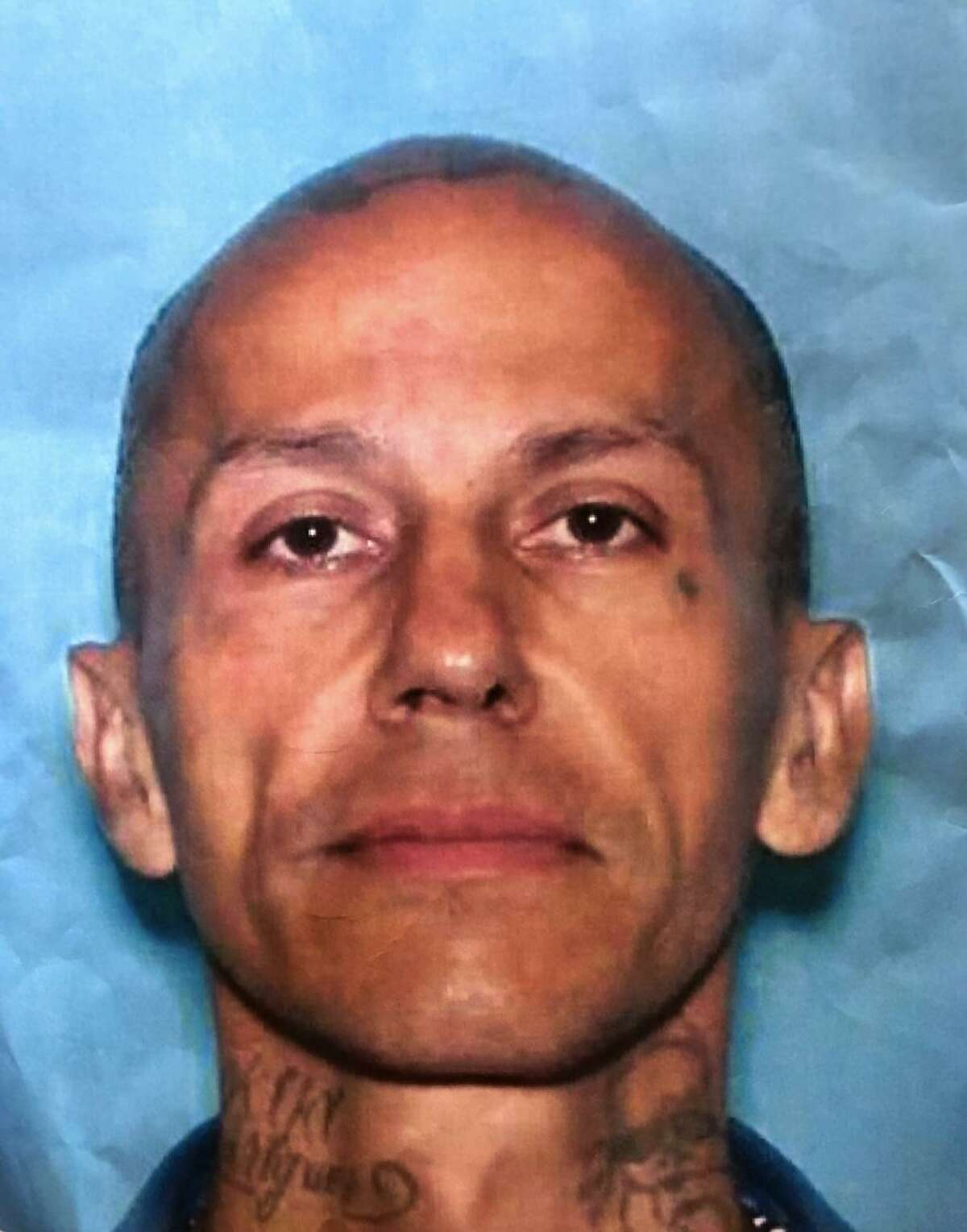 Jose Gilberto Rodriguez, 46, is the suspect in three murders, the latest of which happened at a Mattress One store Monday afternoon along the North Freeway near Crosstimbers.