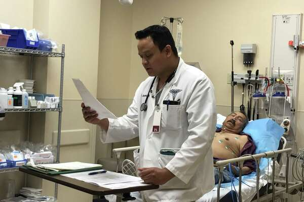When the lone doctor is out, telemedicine keeps this ER running