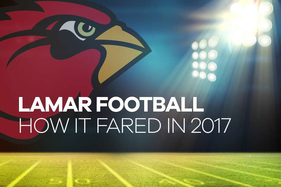 How did the Lamar Cardinals football team fare in 2017. Click through for a game-by-game recap. Photo: Mike Tobias/Enterprise Illustration