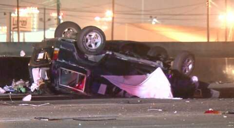 Reports: One dead in crash in Deer Park - Houston Chronicle