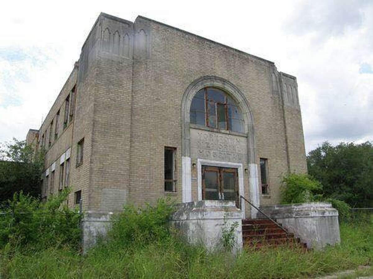 Yorktown Memorial Hospital in Yorktown, Texas.