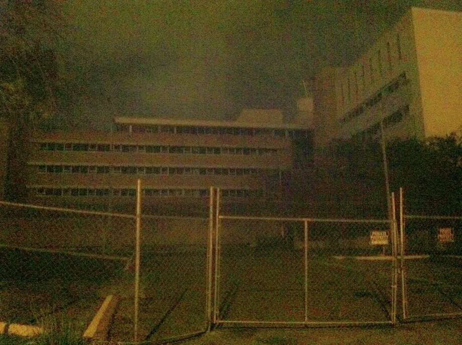 In this photo, abandoned Mercy Hospital in Laredo is shown. LPSI said there is paranormal activity both inside and outside of the building including slamming doors, voices and shadows by the windows. Photo: Laredo Paranormal Stories Investigations