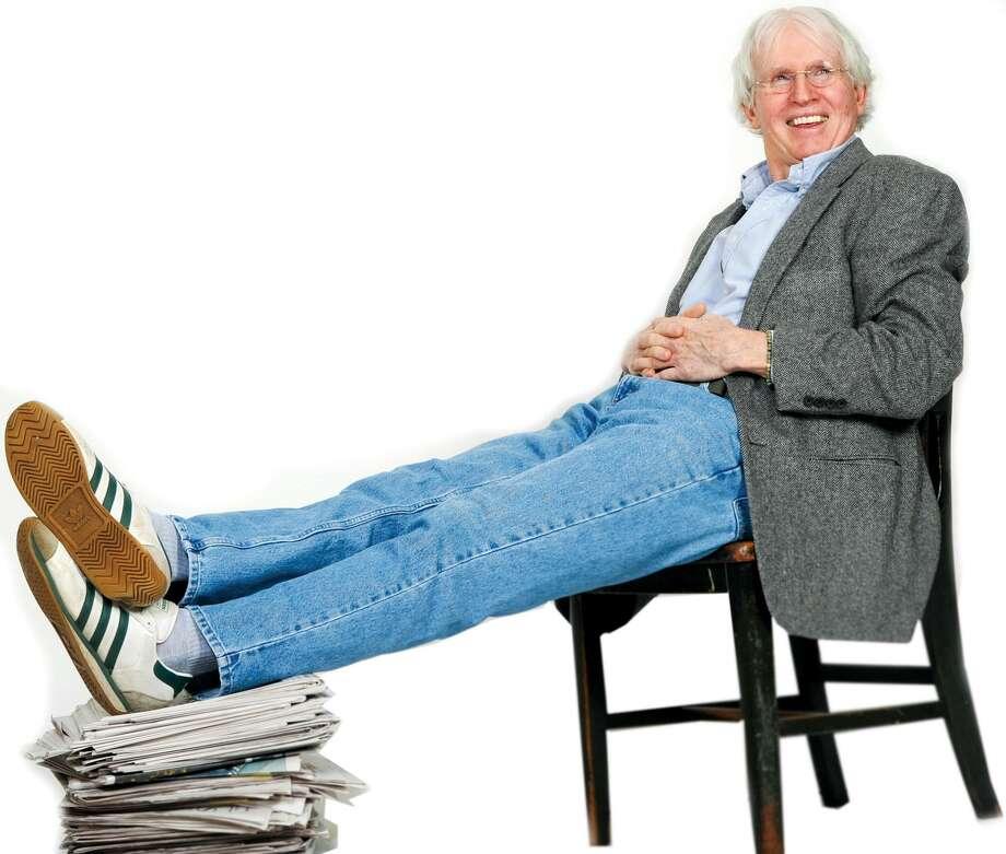 S Magazine humor columnist Jim Shea Photo: Cathy Zuraw / Hearst Connecticut Media / Connecticut Post