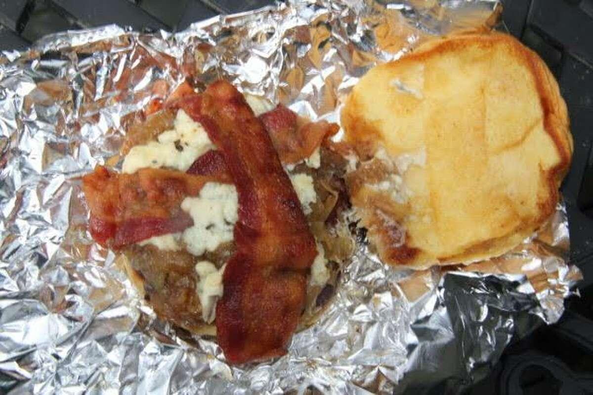 Zawack's cheeseburger.