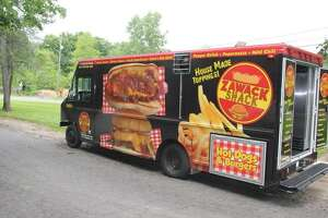 Zawack Shack's truck is a reliable friend, rain or shine, says critic Jane Stern.