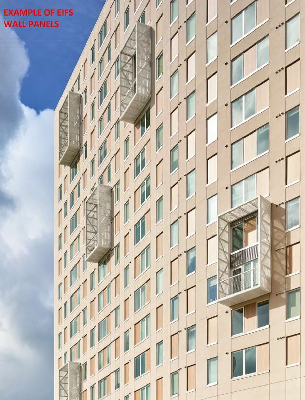 Renderings show what the 13-story apartment building on South Presa Street will look like. The San Antonio Historic and Design Review Committee gave final approval for the plans on July 18, 2018.