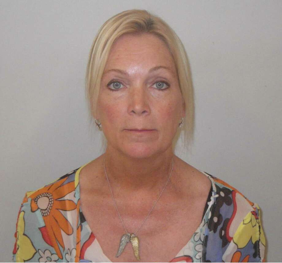 Elizabeth Thill was arrested on July 11 in Westport on charges of evading responsibility and unsafe backing. Photo: Contributed / Contributed Photo / Westport News contributed