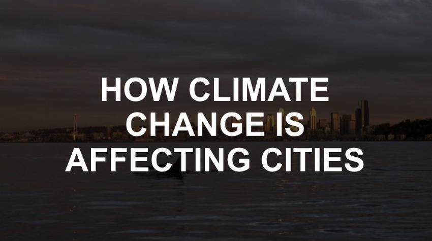 Click through the slideshow to see how climate change is affecting different cities and regions of the U.S.
