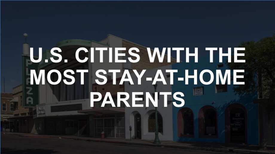 Stay-at-home parents are becoming more common across the country. Click through to see which cities have the highest share. Photo: Getty Images