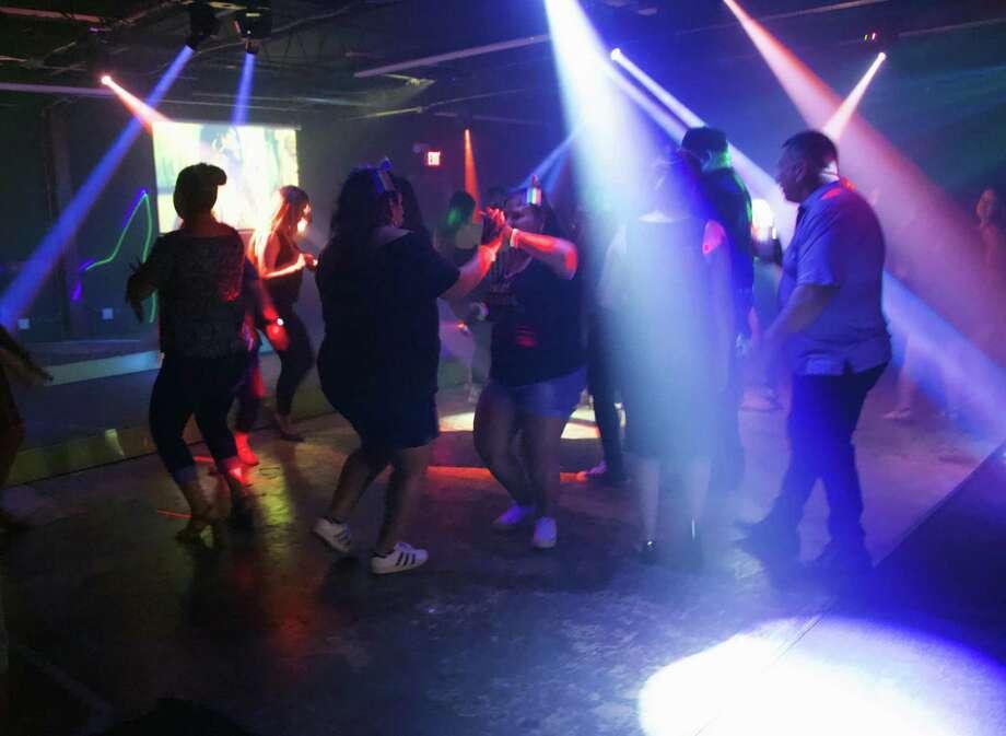 "Click ahead for Selena-themed events around San Antonio this spring:  March 29: Selena Nite at Jack Rabbit ""Throwbacks-Cumbias-Hip-hop Dance to Selenaaaas sets"" Photo: Xelina Flores /Photo Correspondent"