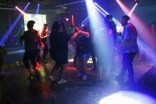 The dance floor at Jack Rabbit.
