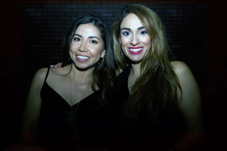 Ilianna Juarez and Michelle Alarcan are at Jack Rabbit. Photo: Xelina Flores /Photo Correspondent