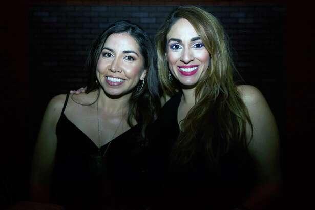 Ilianna Juarez and Michelle Alarcan are at Jack Rabbit.