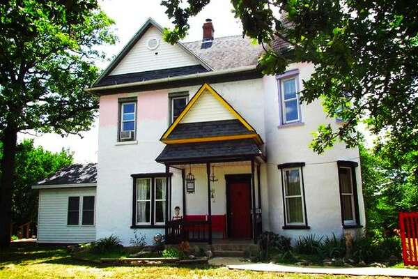 """The property has even earned the title of """"most haunted house in the Midwest."""