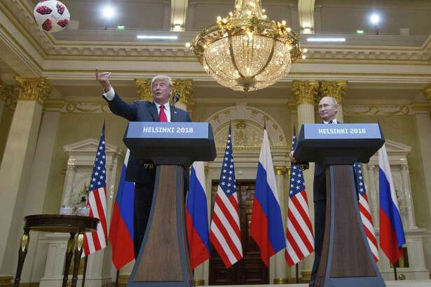 Readers continue to debate the Helsinki summit between President Trump and Russian President Vladimir Putin.