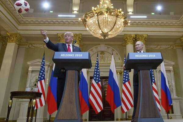 Readers continue to debate the Helsinki summit between President Trump and Russian President Vladimir Putin.