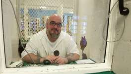 Anthony Shawn Medina, at the Polunsky Unit death in Livingston, was sent to death row for a 1996 drive-by.