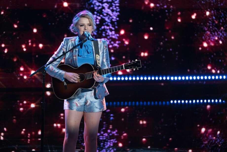 """""""American Idol"""" fans who thought the latest season was over too soon can catch up with their favorite contestants at """"American Idol: Live! 2018,"""" the first stage show of the series' ABC reboot. It will feature performances from season 16's top seven contestants, including champion Maddie Poppe (pictured). Season eight winner Kris Allen and In Real Life, the winner of ABC's 2017 competition show """"Boy Band,"""" will make guest appearances.  7 p.m. Friday Tobin Center for the Performing Arts. $34.50-$75 (VIP packages available). tobi.tobincenter.org  -- Lizzie Stokes Photo: Courtesy Donovan Public Relations"""