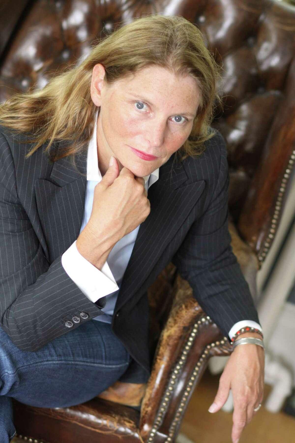 Novelist Elizabeth Brundage. (Provided)